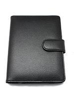 Чехол кожаный EGGO для Amazon Kindle 4 (Черный)