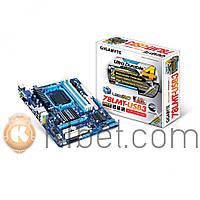 Мат.плата AM3+ (760G) Gigabyte GA-78LMT-USB3, 760G/SB710, 4xDDR3, Radeon HD 3000, 6xSATA2, IDE, 1xPCI-E 16x, 1xPCI-E 1x, 1xPCI, ALC892, GLan,