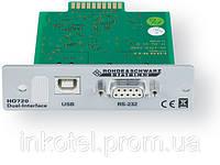 Плата USB/RS-232 интерфейса для приборов HMF, HMO, HMP, HMS серии HO720