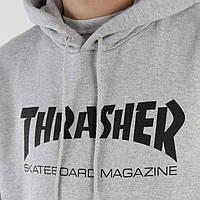 Thrasher толстовка • Бирка на худи • Обмен бесплатно