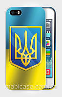 """Чехол для для iPhone 5/5s """"NATIONAL SYMBOLS 1""""."""