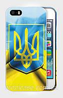"""Чехол для для iPhone 5/5s """"NATIONAL SYMBOLS 2""""."""