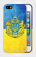 "Чехол для для iPhone 5/5s ""NATIONAL SYMBOLS 3""."