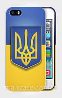 """Чехол для для iPhone 5/5s """"NATIONAL SYMBOLS 8""""."""