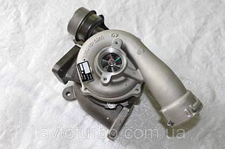 Турбокомпрессор VW T5 Transporter 2.5 TDI, фото 2