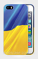 "Чехол для для iPhone 5/5s ""FLAG UKRAINE 2""."