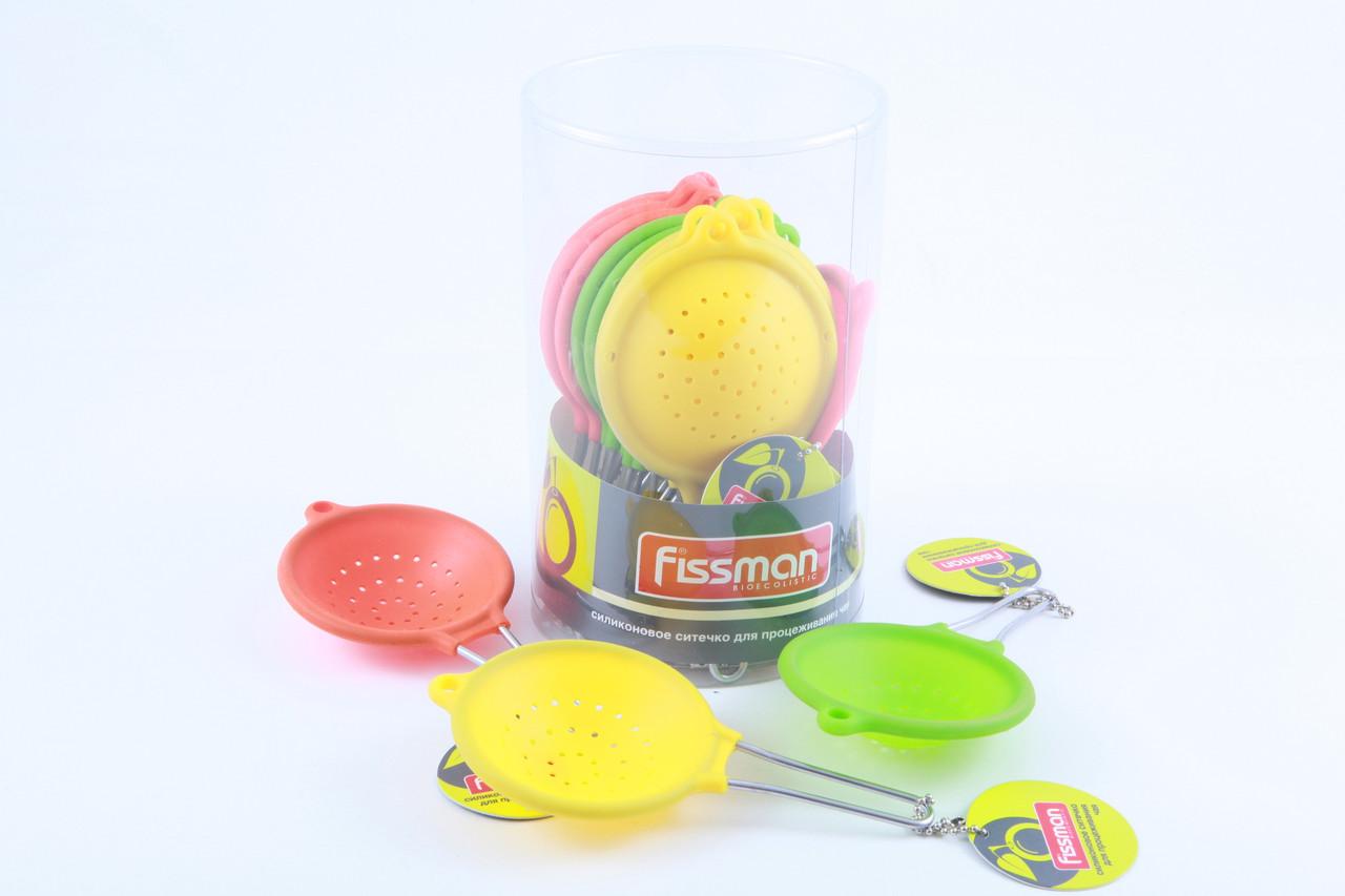 Ситечко для чая силиконовое Fissman (PR-7715.TS)