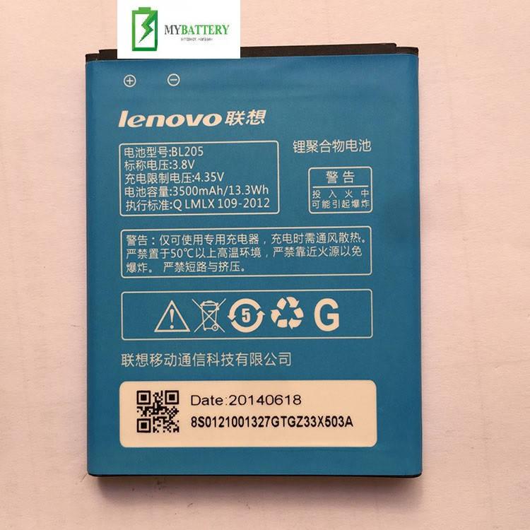 Оригинальный аккумулятор АКБ батарея Lenovo BL205 P770i / P770