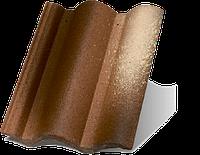 Цементно-песчаная черепица Коппо (цвет Феррара)