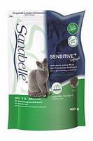 Bosch Sanabelle (Санабель) Sensitive - корм для кошек с чувствительным желудком и длинношерстных кошек 400 г