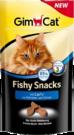 Gimpet Fishy Snacks mit Lachs - Лакомство для кошек Лосось 35 г