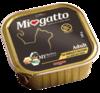 """Morando  """"Miogatto Adult Lamb and Turkey"""" - консервы для взрослых кошек с ягненком и индейкой 100 гр"""