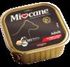 """Morando """"Miocane Adult Chicken and Carrots"""" - Влажный корм с курицей и морковью для взрослых собак всех размеров 150 гр"""