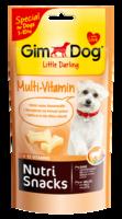 Gimdog Nutri Snack Мульти-Витамин 40 гр