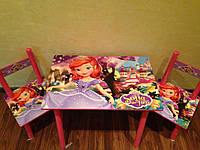 Детский столик для девочек София