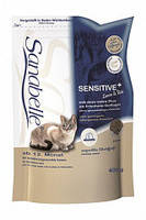 Bosch Sanabelle (Санабель) Sensitive with Lamb - корм с Ягненком для кошек с чувствительным пищеварением 10 кг