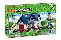 Конструктор LELE Creator Загородный дом 33037 (Аналог LEGO Creator 5891) 539 дет.