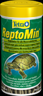 Tetra ReptoMin  Корм для водных черепах, палочки 12 гр