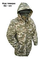 Зимняя куртка для военнослужащих