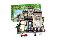Конструктор LELE Creator Домик в пригороде 33038 (Аналог LEGO Creator 31065) 566 дет