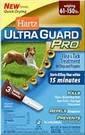 Hartz Ultra Guard PRO Flea s Tick Drops for Dogs s Puppies 5 в 1  Капли от блох, блошиных яиц, личинок, клещей и комаров для собак от 27 кг 3 пипетки
