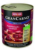 Animonda Gran Carno Adult мясной коктейль -  консервы для собак 800 гр