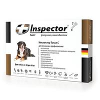 Inspector Капли для собак от 40 до 60 кг 1 пипетка