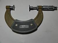 Микрометр МЗ-100 кл.2 КРИН СССР