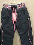 Теплые штаны для  104(4), 110(5), фото 2