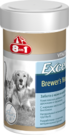 8in1 (8 в 1) Brewers Yeast Tablets with Garlic - пивные дрожжи с чесноком для собак и кошек 140 табл