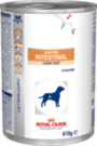 Royal Canin GASTRO INTESTINAL LOW FAT консервы для собак при нарушении пищеварения с низким содержанием жиров 410 гр