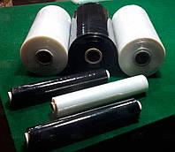 Стрейч плёнка 23мкм(ОПТ), прозрачная