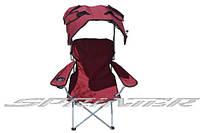 Кресло с навесом и подлокотниками. TN037