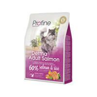 Profine DERMA натуральный лосось и рис для длинношерстых и полудлинношерстых котов и кошек 2 кг