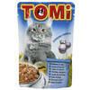 TOMi ЛОСОСЬ ФОРЕЛЬ (salmon, trout) пауч 0,1 кг