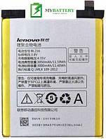 Оригинальный аккумулятор АКБ батарея Lenovo BL216 для Lenovo VIBE Z K910 K6 X910 K910 K910e