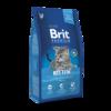 Brit Premium Cat chicken KITTEN - Комплексный корм с куриным мясом для котят 1.5 кг
