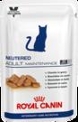 Royal Canin NEUTERED ADULT MAINTENANCE консервы для кастрированных котов и стерилизованных кошек 100 гр