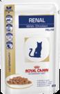 Royal Canin RENAL FELINE CHICKEN куриные консервы для кошек с почечной недостаточностью 85  гр