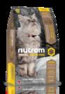 T22 NUTRAM TOTAL НАТУРАЛЬНЫЙ КОРМ ДЛЯ КОШЕК С ИНДЕЙКОЙ, КУРИЦЕЙ И УТКОЙ БЕЗ СОДЕРЖАНИЯ ЗЕРНА (GRAIN-FREE)  Для кошек и котят 1,8 кг