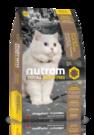 T24 NUTRAM С ЛОСОСЕМ И ФОРЕЛЬЮ БЕЗ СОДЕРЖАНИЯ ЗЕРНА Для кошек и котят 1,8 кг