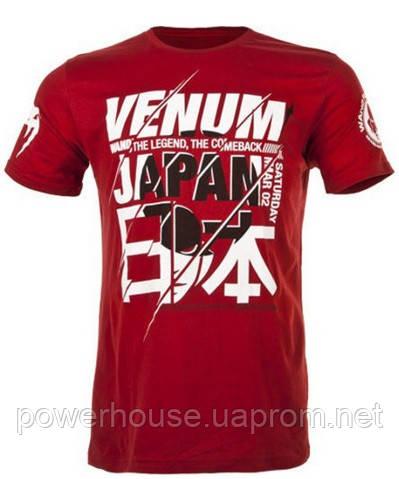 """Футболка Venum """"Wand's Return"""" Japan UFC"""