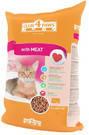 Клуб 4 Лапы Сухой корм для кошек с мясом 11 кг