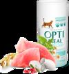 Optimeal Sterilized Adult Cat Корм для взрослых кастрированных/стерилизованных с индейкой и овсом 4 кг