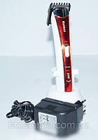 Машинка для стрижки Kemei KM 2566 аккумуляторная DJV/9