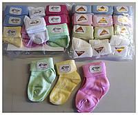 Носочки для новорожденных.