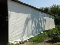 Стены ПВХ на навес, конструкцию