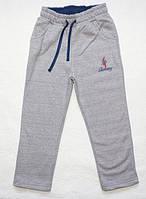 Детские брюки спортивные с начесом