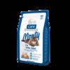 Brit Care Cat Monty I\'m Living Indoor -  высококачественный гипоаллергенный  корм с курицей и рисом для взрослых кошек, живущих в доме 7 кг