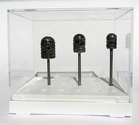 Подставка на 18 насадок с плотно прилегающей крышкой, фото 1
